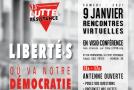 Isère : 13e rencontres antifascistes de Voiron