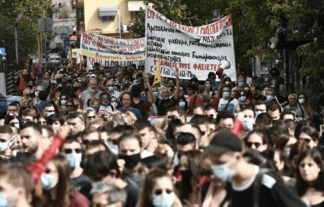 Grèce : le parti néonazi Aube dorée est une « organisation criminelle »